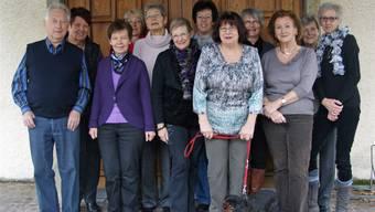 Das Besuchsteam des Besuchsdienstes Regio Laufenburg besucht regelmässig einsame Menschen. zvg