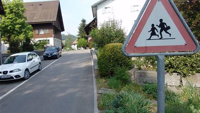 Kein Tempo 30 auch auf der Museumsstrasse in Aesch.