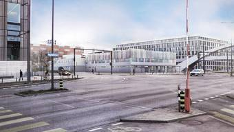 Der IG Duttweiler-Areal ist das Geld ausgegangen. Damit dürfte der Weg für das Bundesasylzentrum in Zürich-West frei sein.