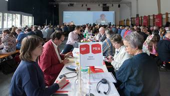 Die SP-Delegierten sprachen sich für eine Urabstimmung an der Parteibasis über die Rentenreform 2020 aus.
