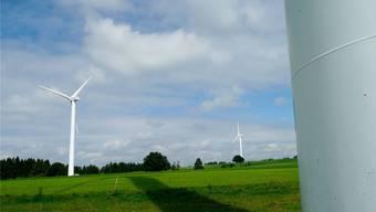 Bei der Referendumsabstimmung zum Vertrag mit der Windpark Burg AG in Oberhof ging laut Gericht alles mit rechten Dingen zu. (Symbolbild/Archiv)