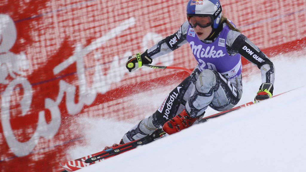 Ester Ledecka startet an der Ski-WM