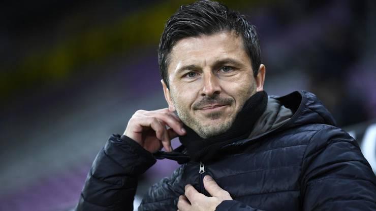 Neuer Trainer des FCZ-Nachwuchs: Marinko Jurendic hat knapp zwei Monate nach seiner Entlassung beim FC Aarau wieder einen Job