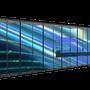 Gross wie ein Tennisfeld: So soll der HPE-Cray-EX-Supercomputer aussehen.