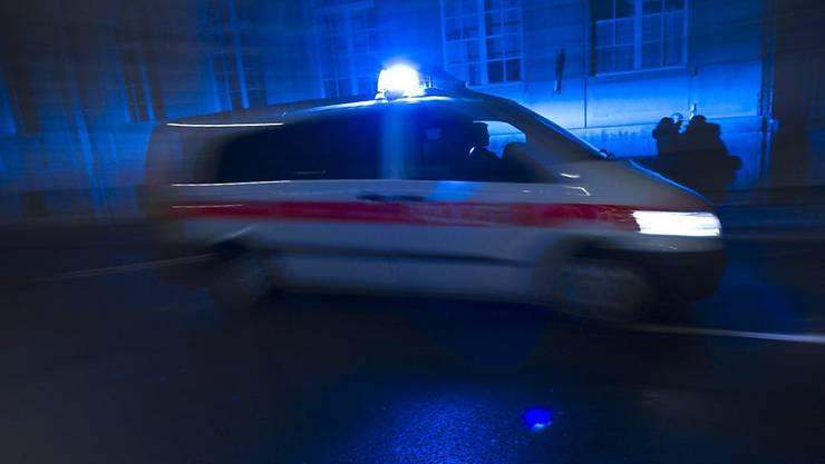 Die Stadtpolizei Winterthur musste am Donnerstag und Freitag wegen mehreren Streitereien ausrücken. (Symbolbild)