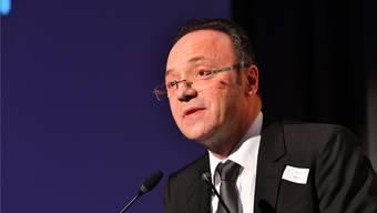 Pierino Menna (CVP) ist seit vergangenem Herbst Gemeindepräsident von Balsthal. Bruno Kissling
