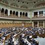 Das Parlament geht in die dritte Sessionswoche – trotz den bundesrätlichen Massnahmen. (Symbolbild)