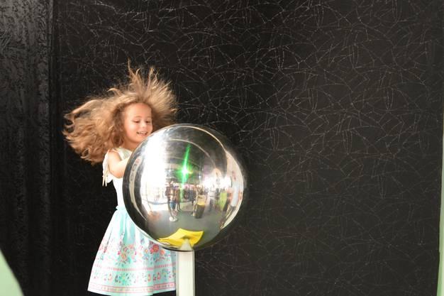 Impressionen von der Siggenthaler Gewerbeausstellung
