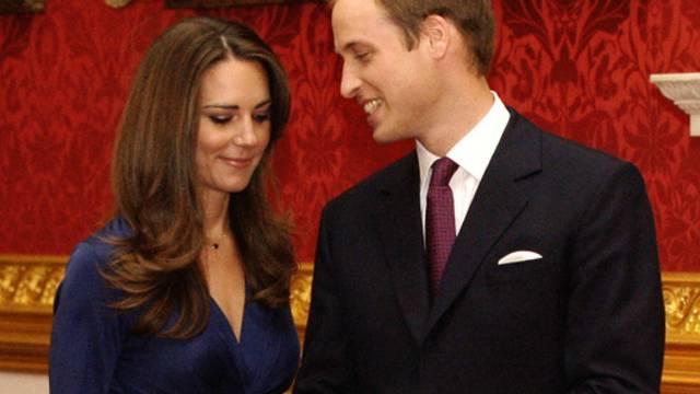 Die Liebesgeschichte von Prinz William und Kate Middleton soll verfilmt werden (Archiv)