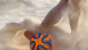 Nach dem Schweizer Scheitern im WM-Viertelfinal in Nassau geht die Beach-Soccer-Bewegung in der Schweiz wegweisenden Zeiten entgegen