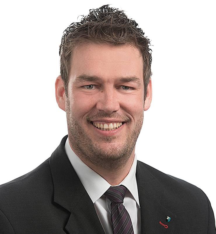 Christoph Riner, Grossrat SVP