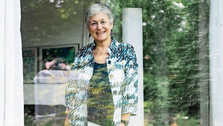 Väter und Mütter in der Region kennen sie als Leiterin des Familienzentrums Karussells: SP-Kandidatin Kathie Wiederkehr.