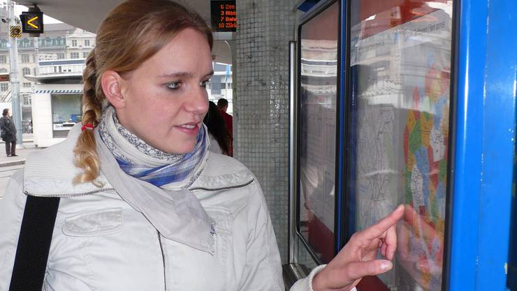 Sandra Zimmermann.