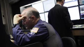 Börsenhändler an der NYSE (Archiv)