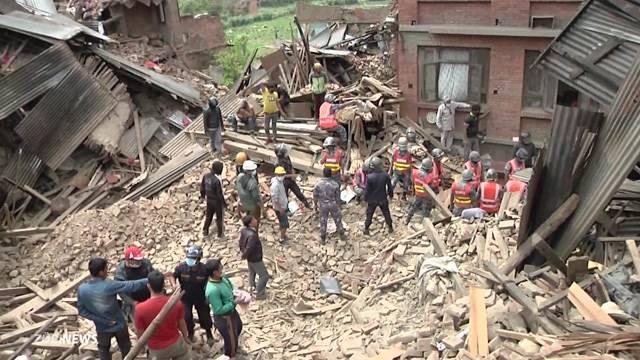Situation in Nepal weiterhin verheerend