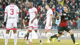 FC Aarau - Le Mont, 18.02.2017
