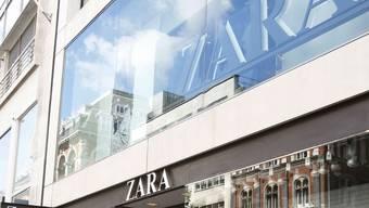 Trotz hohen Baumwollpreisen hat Zara Gewinn und Umsatz gesteigert