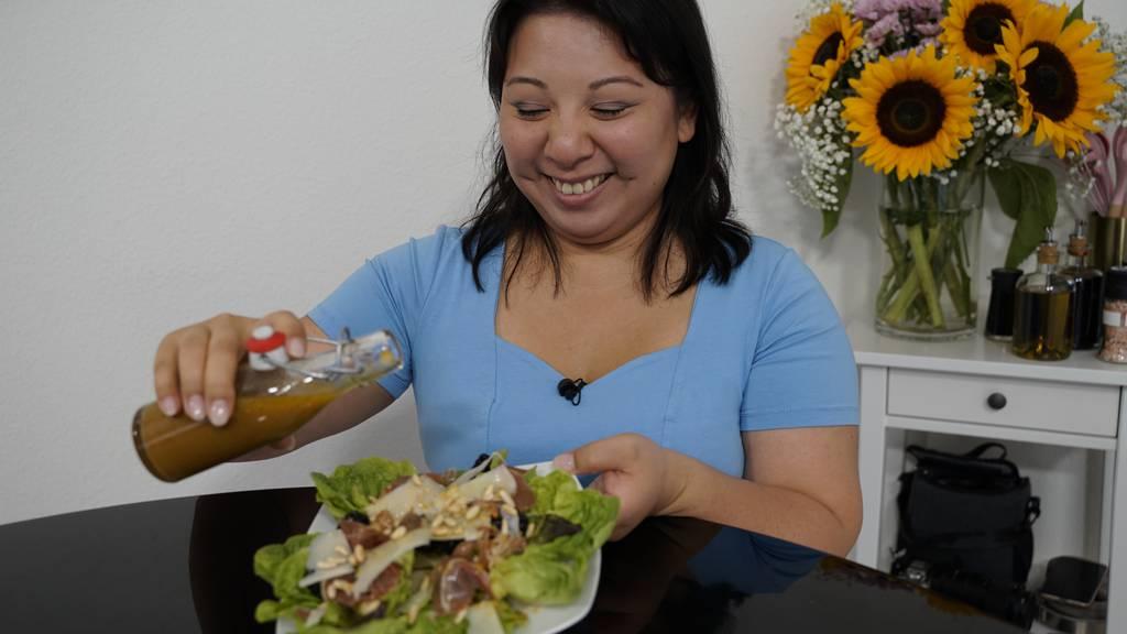 Fruchtiger Gourmet-Salat selbstgemacht