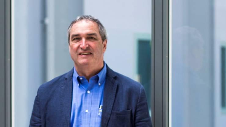 Markus Schmocker gehört dem OK der Comexpo an.