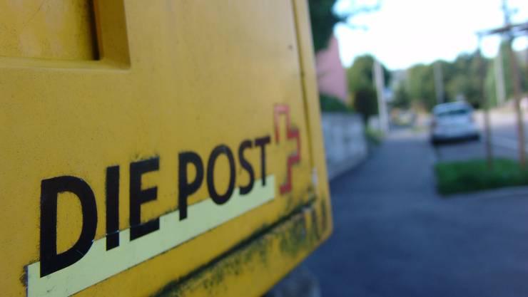Die Poststelle Bellikon erhält neue Öffnungszeiten. Archiv/AZ