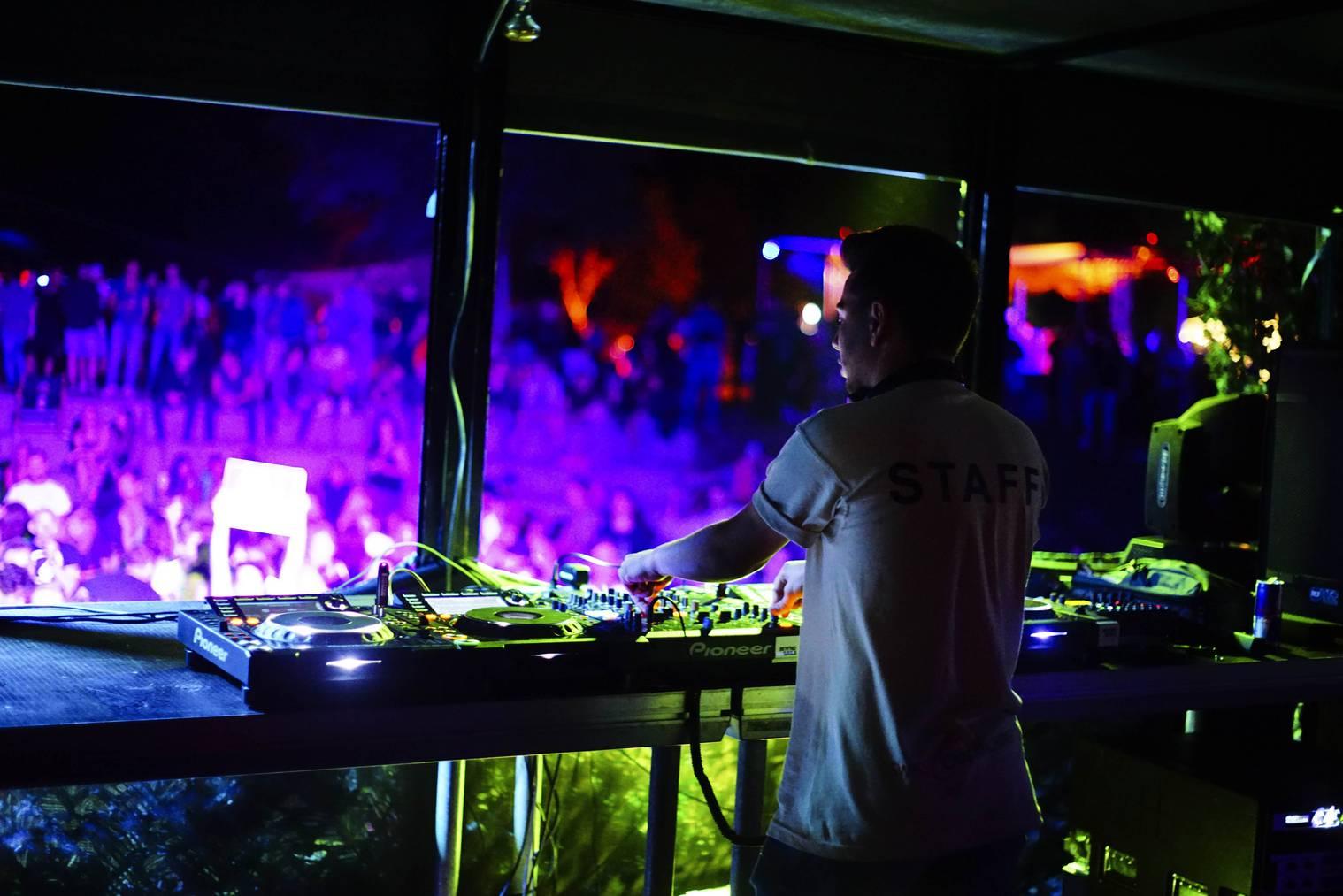 Widnau tanzt am Samstag zu elektronischer Musik. (Bild: pd)
