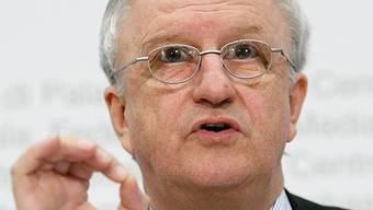 Co-Präsident Rolf Büttiker (Archiv)