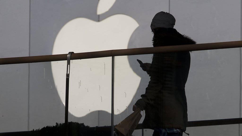 Es ging auch ohne Apple: Die US-Bundespolizei FBI hat sich in das iPhone eines Attentäters gehackt. (Symbolbild)