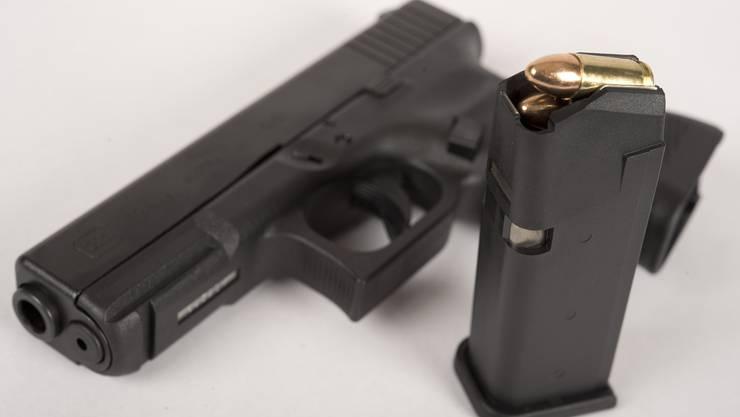 In mehr als einem Drittel aller Schweizer Haushalte befindet sich mindestens eine Schusswaffe.
