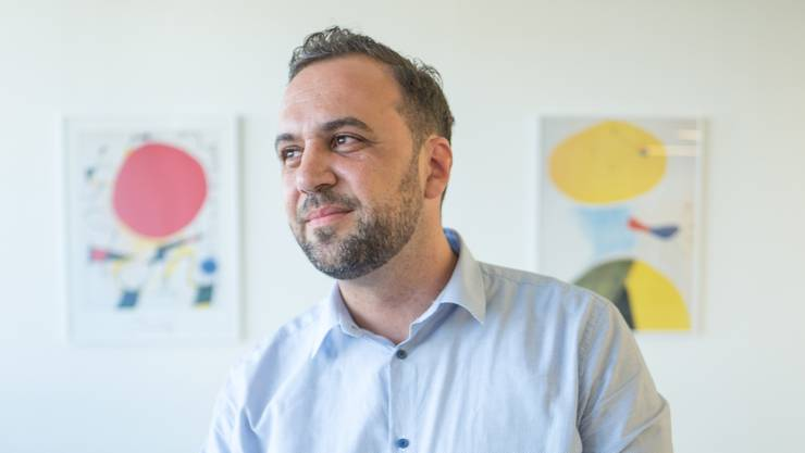 Fachstellenleiter Attila Stanelle versucht, für jede Person das richtige Jobprofil zu finden.