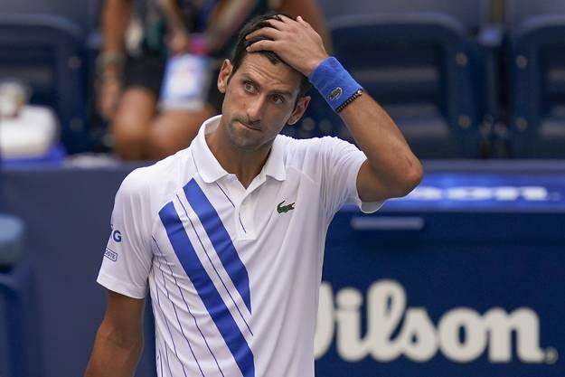 Novak Djokovic verlässt die US Open als Sinnbild für alles, was im Tennis in den letzten Monaten schief gelaufen ist.