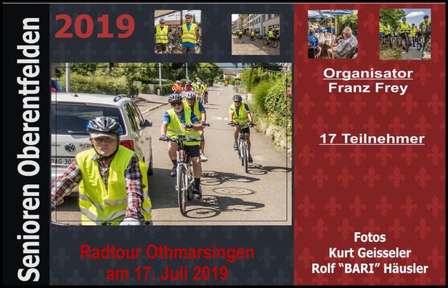 Titelseite Radtour Othmarsingen