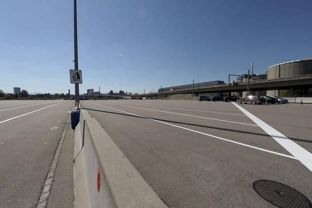Die Peza-Anlage wird durch den Anschluss direkt erreichbar von der A2 her.