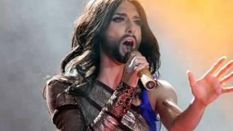 Conchita Wurst, Gewinnerin des Eurovision Song Contest (Archiv)