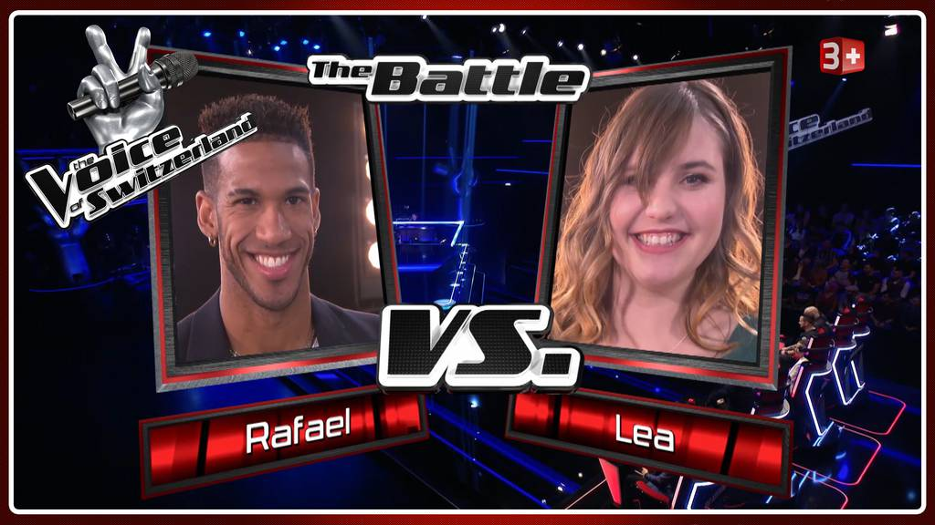 Staffel 1 - Folge 9 | Battle Lea vs Rafael
