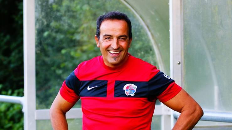 José Varela vom FC Engstringen hat einiges mit FC-Thun-Trainer Urs Fischer gemein.