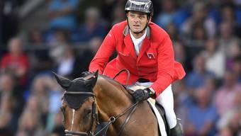 Werner Muff siegte in Dublin mit zwei fehlerfreien Ritten