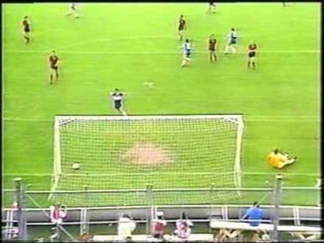 Schweizer Cupfinal 1985: Aarau - Xamax 1:0