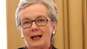 Zentralpräsidentin Monika Weber (Archiv)