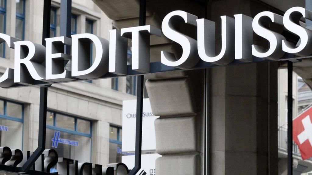 Kann mit juristischen Altlasten aus Immobiliengeschäften in den USA noch nicht abschliessen: Credit Suisse