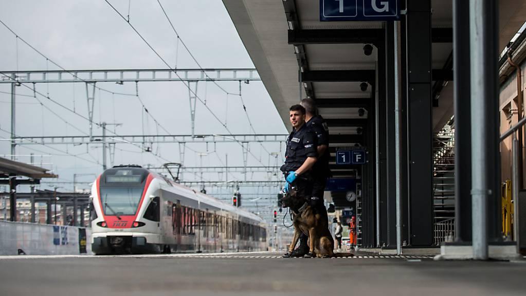 Die Schweiz und Italien haben eine Lösung im Streit um den Bahnverkehrsunterbruch gefunden.