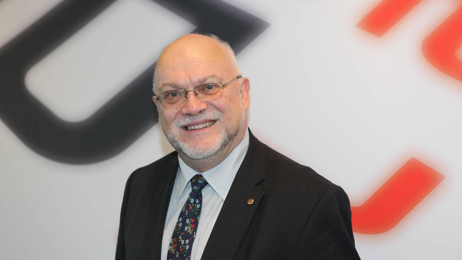 Ruedi Lustenberger wird Nationalratspräsident