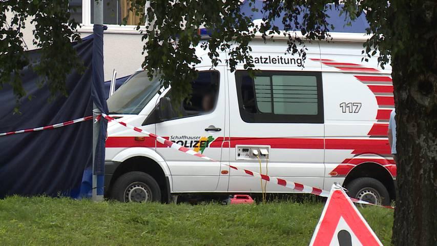 Tötungsdelikt in Beringen (SH): Ehemann stellt sich der Polizei