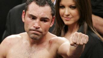 De La Hoya zieht sich aus dem Boxring zurück