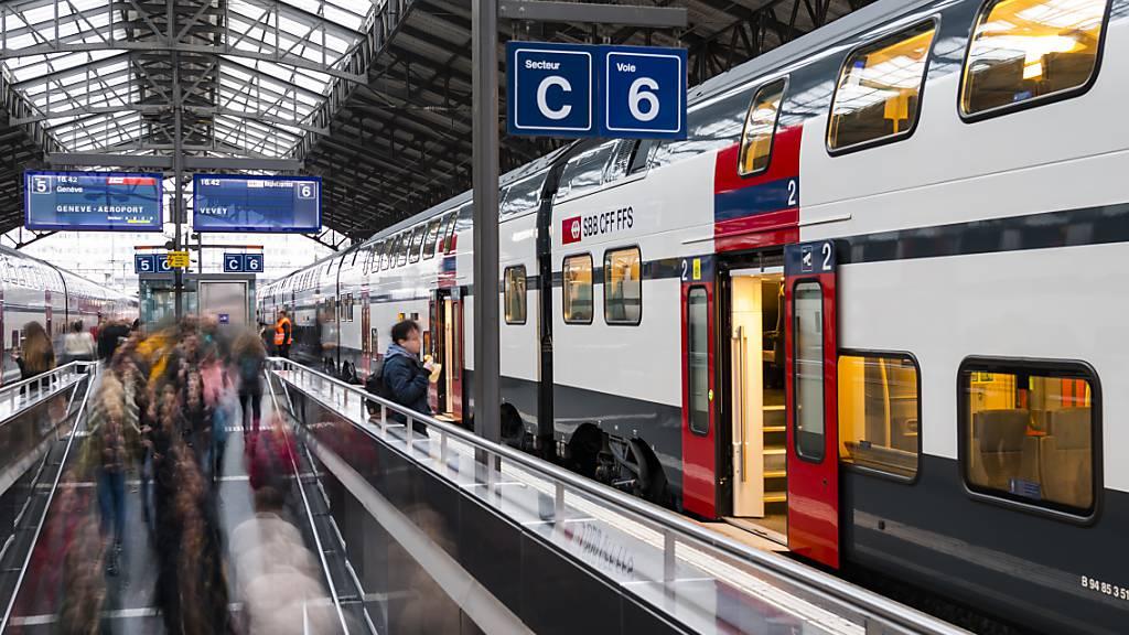 Pandemie wirkt sich weiterhin stark auf Bahnverkehr aus