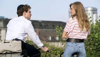 Joel Basman spielt im Film Mordechai «Motti» Wolkenbruch.