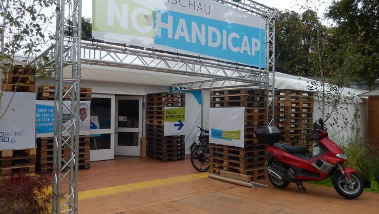 Willkommen bei der No-Handicap-Ausstellung