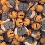 Über 50'000 gefälschte Lego-Figuren hat der Zoll am Flughafen Frankfurt entdeckt und vernichtet. (Symbolbild)