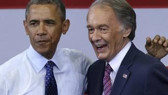 Präsident Obama hatte Markey unterstützt