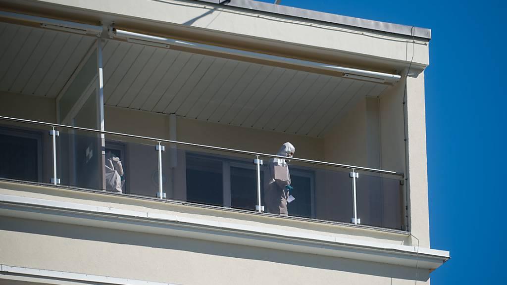 Mann tötet Frau in Tessiner Hotel und muss 18 Jahre ins Gefängnis