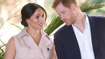 Wehrt sich gegen kritische Berichte britischer Boulevardmedien: Herzogin Meghan, Ehefrau von Prinz Harry und frühere TV-Schauspielerin. (Archivbild)